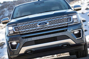 A Fully-Loaded 2018 Ford Expedition Will Cost Nearly $80,000