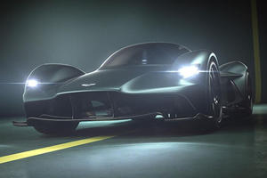 The Almighty Aston Martin Valkyrie Has 1,130-HP