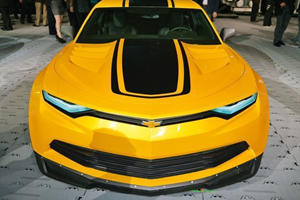 Bumblebee Won't Be A Camaro In The Next Transformers Movie