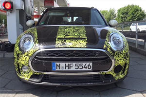 Is Mini Cooking Up A Hardcore 300-HP Clubman?