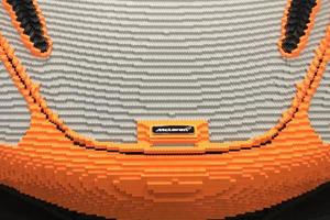This McLaren 720S Is Comprised Of 280,000 Lego Bricks