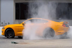 You Can Do The Perfect Burnout With Every 2018 Ford Mustang