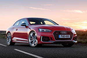 Audi To Give Future RS Models Rear-Wheel Drive Powertrains