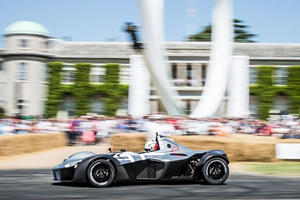 The Bonkers BAC Mono Was The Fastest Car At The Goodwood FOS