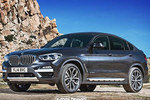 This Curvy SUV Is What Will Save BMW From Mercedes' Wrath