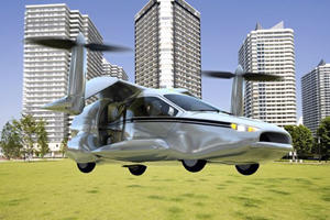 Volvo's Chinese Owners Have Bought A Flying Car Company