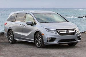 The Honda Odyssey Was Streaming Adult Entertainment To Children