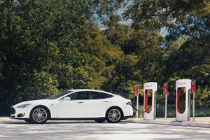 You Can Now Travel The Entire US Using Tesla Superchargers