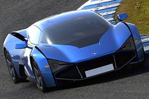 Here's What A Marussia Supercar Could Have Looked Like Today