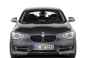 AC Schnitzer Follow 650i Coupe with BMW 1 Series F20