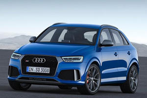 The Next Audi Q3 RS Will Have 400-HP