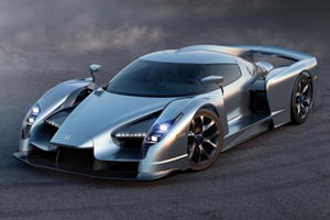 The Road-Going Glickenhaus SCG003 Hypercar Costs $2 Million
