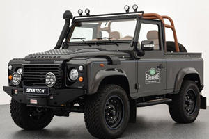 This Is The Closest You'll Find To A Land Rover Defender Autobiography