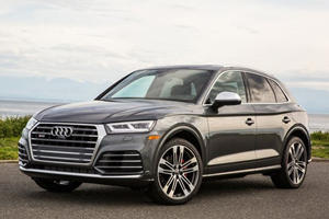 Here's How The Audi RS Q5 Wants To Crush The BMW X3 M