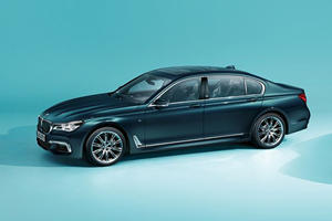BMW Celebrates 40 Years Of The 7-Series With New Special Edition
