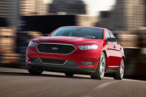 Ford Eyeing Taurus, C-Max As Candidates For The Chopping Block