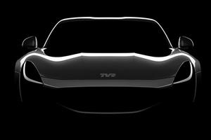 New TVR Will Boast The Best Power-To-Weight-Ratio In Its Class