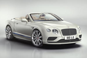 This Bentley Continental GT Convertible Has Yacht-Inspired Styling