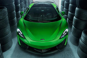McLaren 570GT Transformed Into McLaren 720S Fighter
