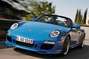 Porsche Is Bringing Back The 911 Speedster