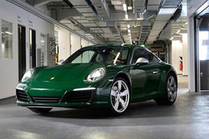 Guess Who Porsche Trusted To Tame The One Millionth 911?