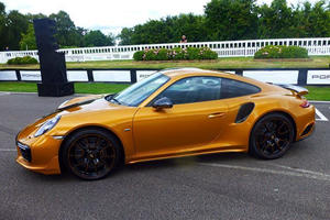 Watch A Porsche 911 Turbo S Exclusive Series Get Its Final Touches