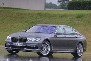 The Alpina B7 Bi-Turbo Is Even Faster Than Originally Thought