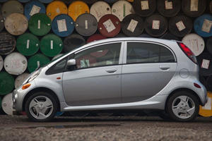 Say Goodbye To The Wonderfully Terrible Mitsubishi i-MiEV