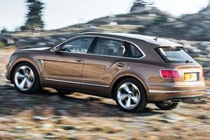 "Rolls-Royce CEO Calls Bentley Bentayga A ""Camouflaged Audi Q7"""
