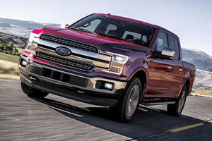 2018 Ford F-150 Will Offer Best-In-Class Economy And Towing Capacity