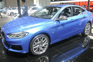 BMW 1 Series Sedan To Be Sold In The US After All