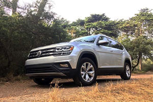 2018 Volkswagen Atlas Review: The SUV You Buy Before Your Mid-Life Crisis