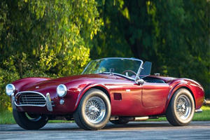 The Last Shelby 289 Cobra Ever Built Has At Least A $1 Million Price Tag