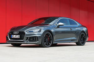 You Can Already Buy A Tuned Audi RS5 Coupe With Over 500 Horsepower