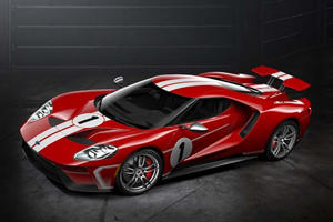 The Ford GT '67 Heritage Edition Will Cause You Further GT Envy