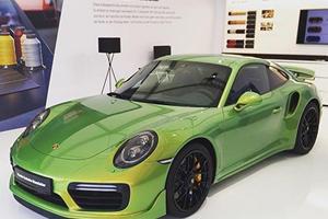 You Won't Believe This $97,000 Porsche Paint-To-Sample Color