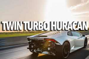 John Hennessey Scares Himself While Driving a 1,000-HP Hennessey Huracan