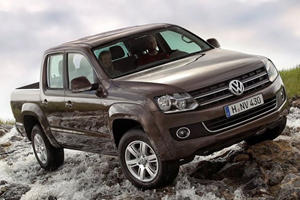VW, FCA Partnership Could Yield Amarok-Based Dodge Dakota Revival