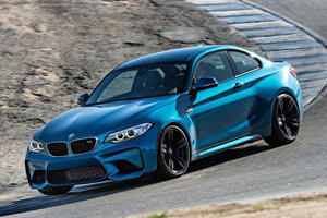 Watch A Fine English Chap Race A BMW M2 Against An M4, M5 and M6