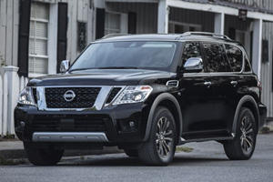 2018 Nissan Armada Gets Intelligent Rear View Mirror, Priced From $45,600