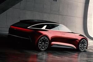Kia To Showcase This Sleek Shooting Brake Concept At Frankfurt