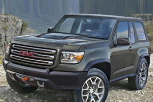 """GMC Won't Build A Jeep Wrangler Fighter Because """"There's Only One"""""""