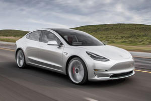The Tesla Model 3 Will Get The Model S Smart Air Suspension