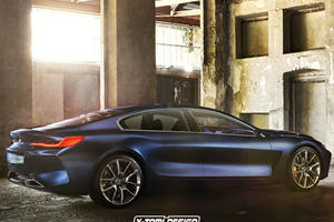 Here's When The BMW 8 Series Gran Coupe Will Arrive