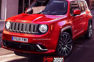 Jeep Won't Rule Out A Renegade Trackhawk But Who Would Buy It?