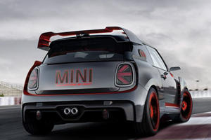 The Mini JCW GP Concept Is The Lunatic Mini You've Always Wanted