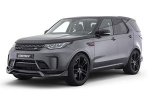 Land Rover Discovery Gets Sporty Makeover By Startech