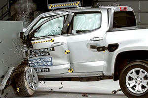 Midsize Trucks Are Seriously Dropping The Ball When It Comes To Safety