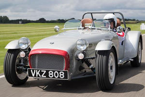 The Caterham Seven SuperSprint Is A Love Letter To The Lotus Seven