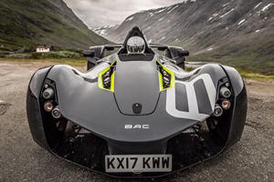 This BAC Mono Went On The Ultimate Atlantic Road Trip And It Was Stunning